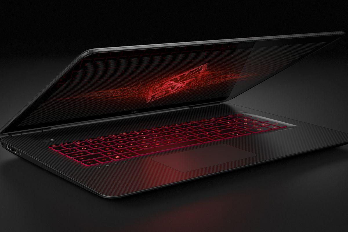 HP Omen gaming laptops
