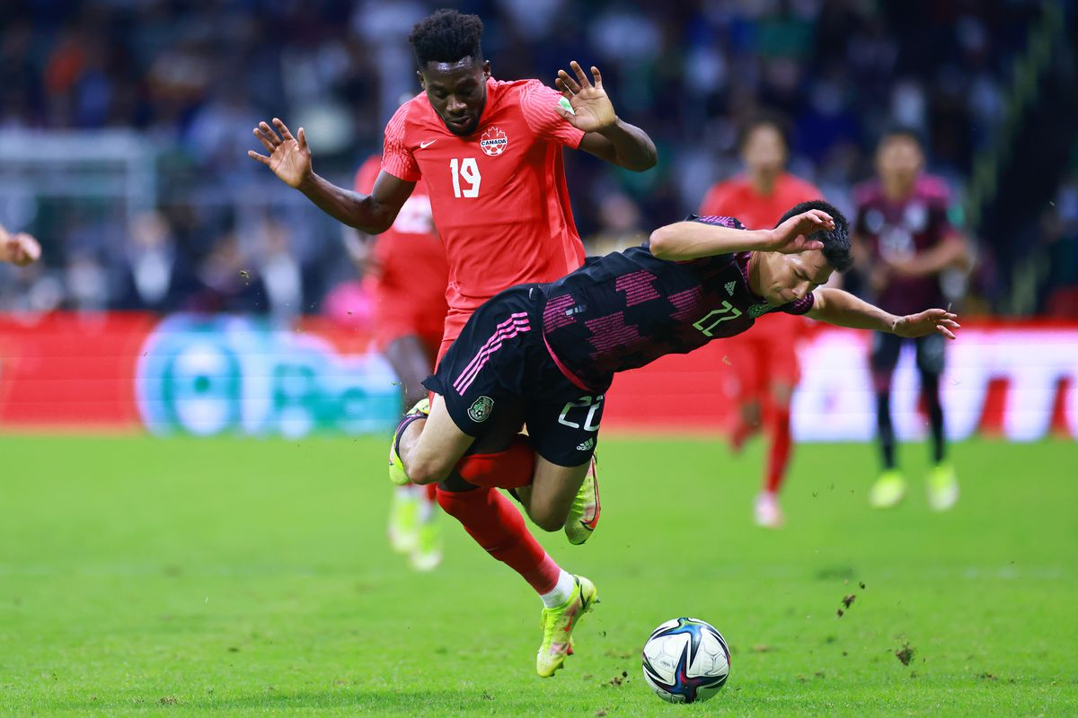 Mexico v Canada - Concacaf 2022 FIFA World Cup Qualifiers