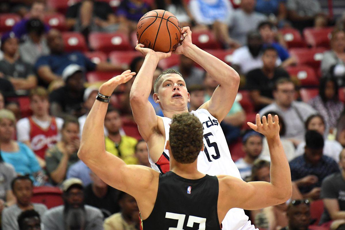 NBA: Summer League-Atlanta Hawks at Washington Wizards