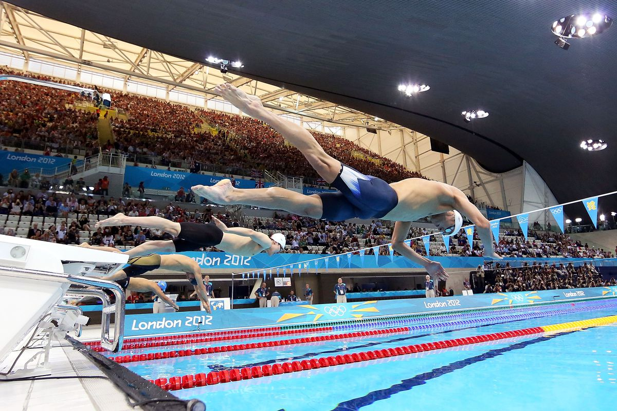 olympic swimming pool 2012. Getty Images Olympic Swimming Pool 2012 T