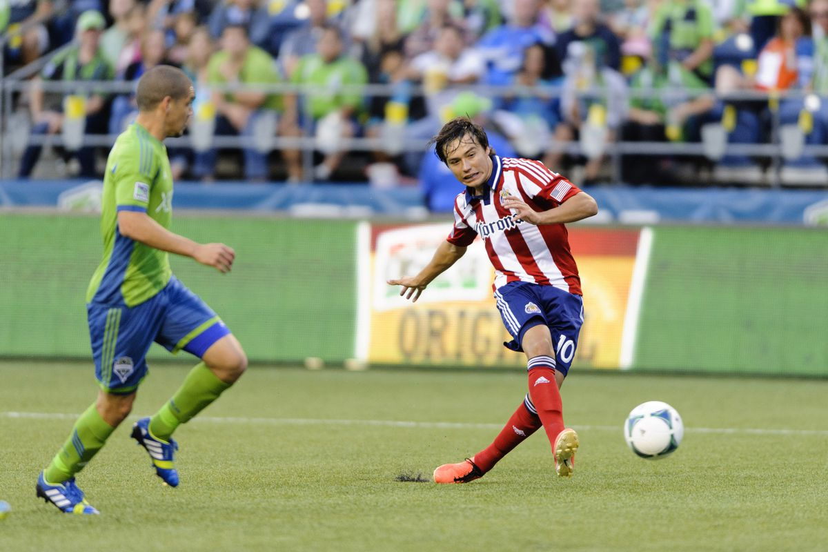 Torres: Already showing his class in MLS.