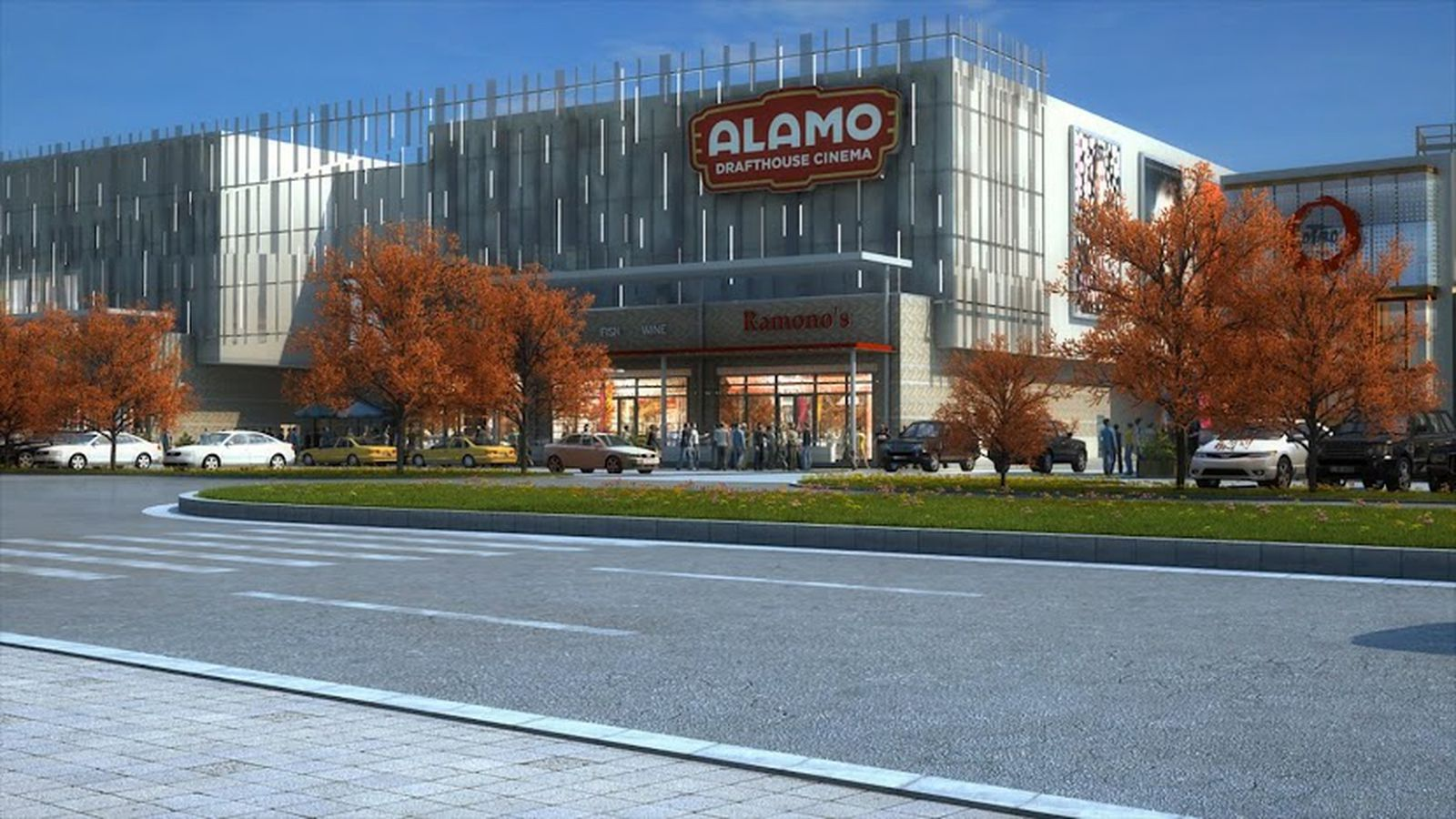 the alamo drafthouse Painting over the past: the drafthouse removed a controversial mural at the alamo south lamar as a sign of moving beyond accusations of mismanagement.