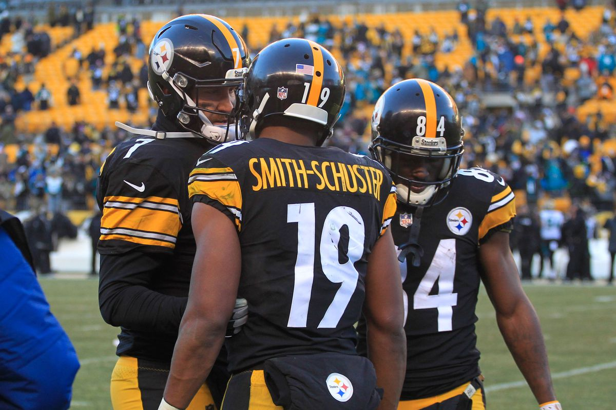 abc0be6c1 Charles LeClaire-USA TODAY Sports. The Pittsburgh Steelers ...