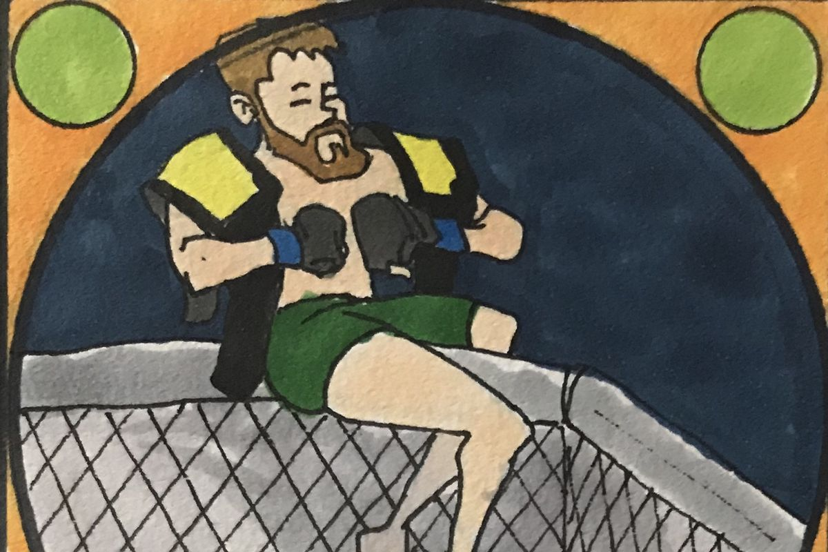 MMA SQUARED: Three years ago, Conor McGregor taught the world that charisma matters more than anything