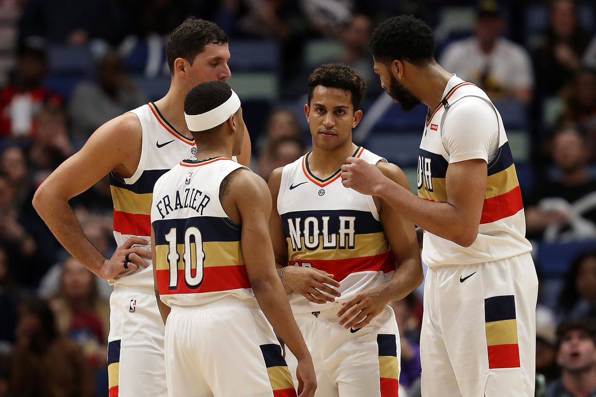 Cleveland Cavaliers v New Orleans Pelicans