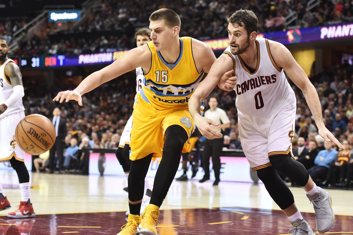 535a28a248be Trade rumor  Nuggets exploring three-team trade for Kevin Love ...