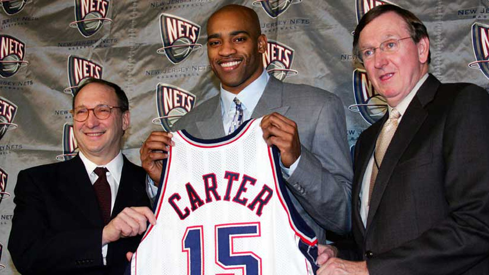 the early life and career of vince carter