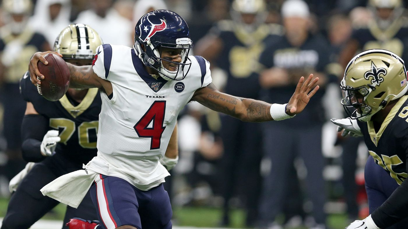 Drew Brees and Deshaun Watson Just Traded Heroics in the Best Game of Week 1