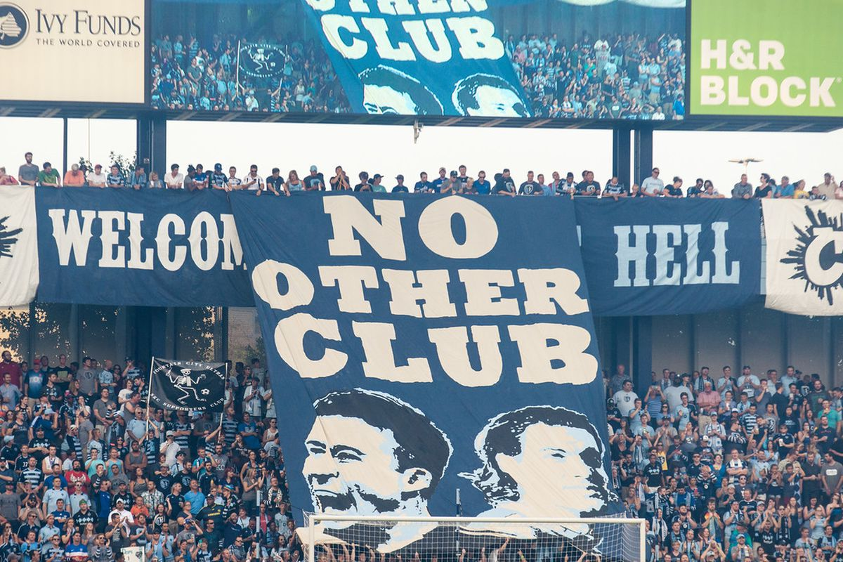 The No Other Club chant inspired Sporting KC's No Other Pub