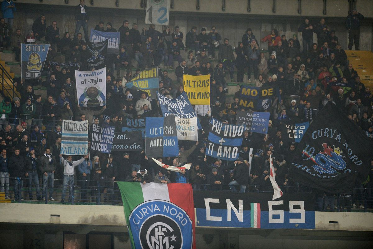 Fans at the San Siro will be hoping for another Nerazzurri win on Sunday.
