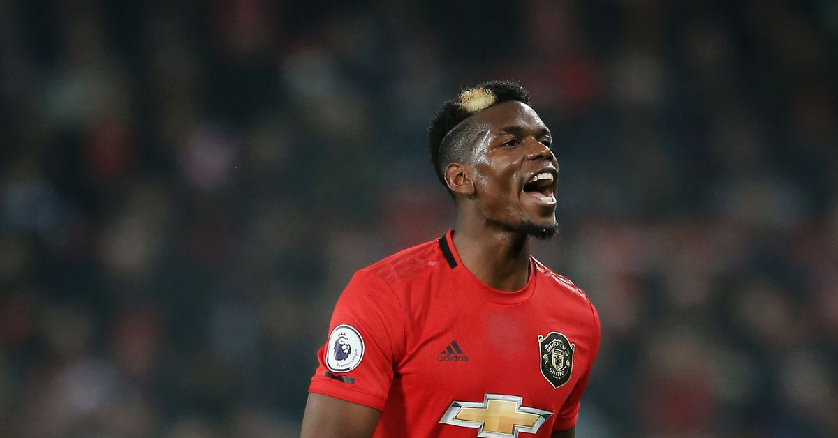 Pogba wants to leave Manchester United next summer -report thumbnail