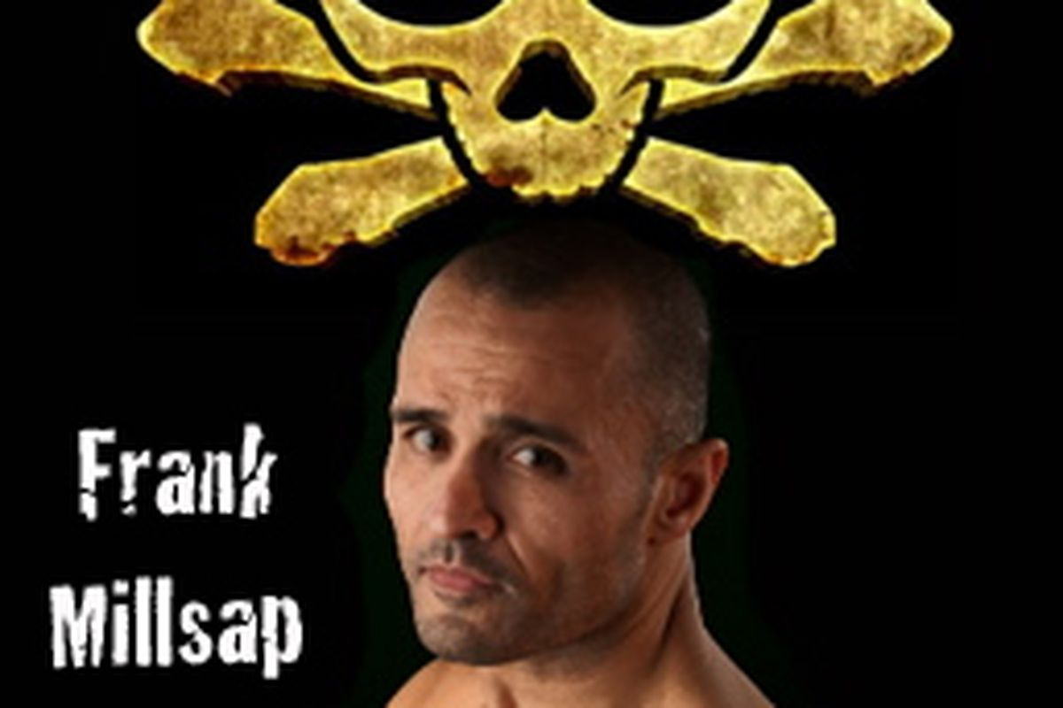 """Frank Millsap (6-3) Photo via <a href=""""http://sponsoredfan.com/fighters/frank-millsap/"""" target=""""new"""">SponsoredFan.com</a>"""