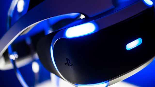Sony announces PlayStation 5 VR headset