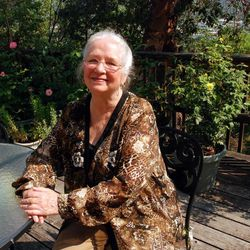 Nina Musselman sits on her deck in Grants Pass, Ore., on Friday, Aug. 31, 2012. When she first moved to this small town nine years ago, she had no trouble finding a family doctor who would take Medicare. But when that doctor left town, she had a hard time finding one that would stick. Baby boomers retiring to rural areas are likely to have a hard time finding primary care doctors who take Medicare. Experts say rural areas have a shortage of primary care doctors in general, and diminishing payments from Medicare are making some limit the patients they will take.