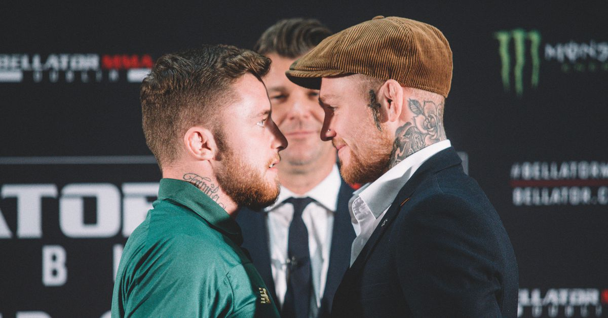 James Gallagher vs. Cal Ellenor, James Haskell's MMA debut official for Bellator London in May