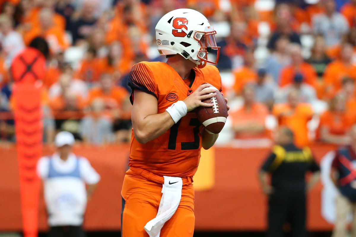 Syracuse Football Releases First Depth Chart Ahead Of Spring Practice Troy Nunes Is An Absolute Magician