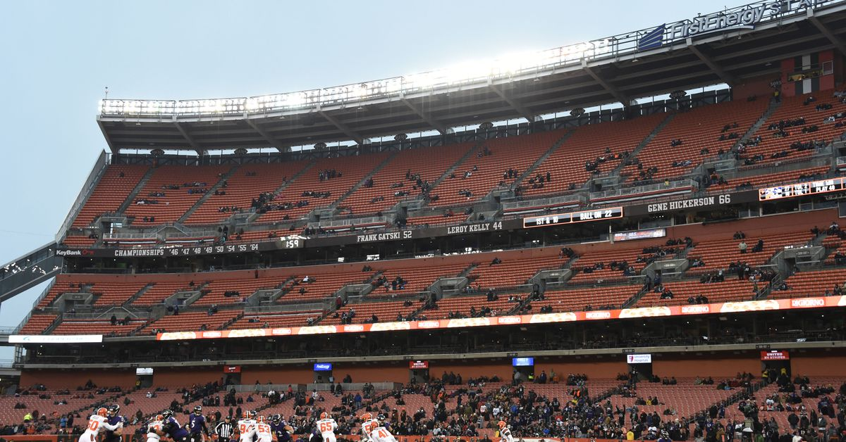 Pepsi out as soft drink vendor for Browns at FirstEnergy Stadium