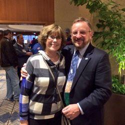 Kathleen & Wayne Messmer