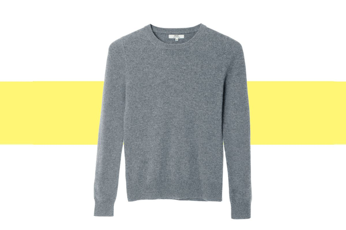 The Cheap Cashmere Sweater That Isn't From Uniqlo - Racked