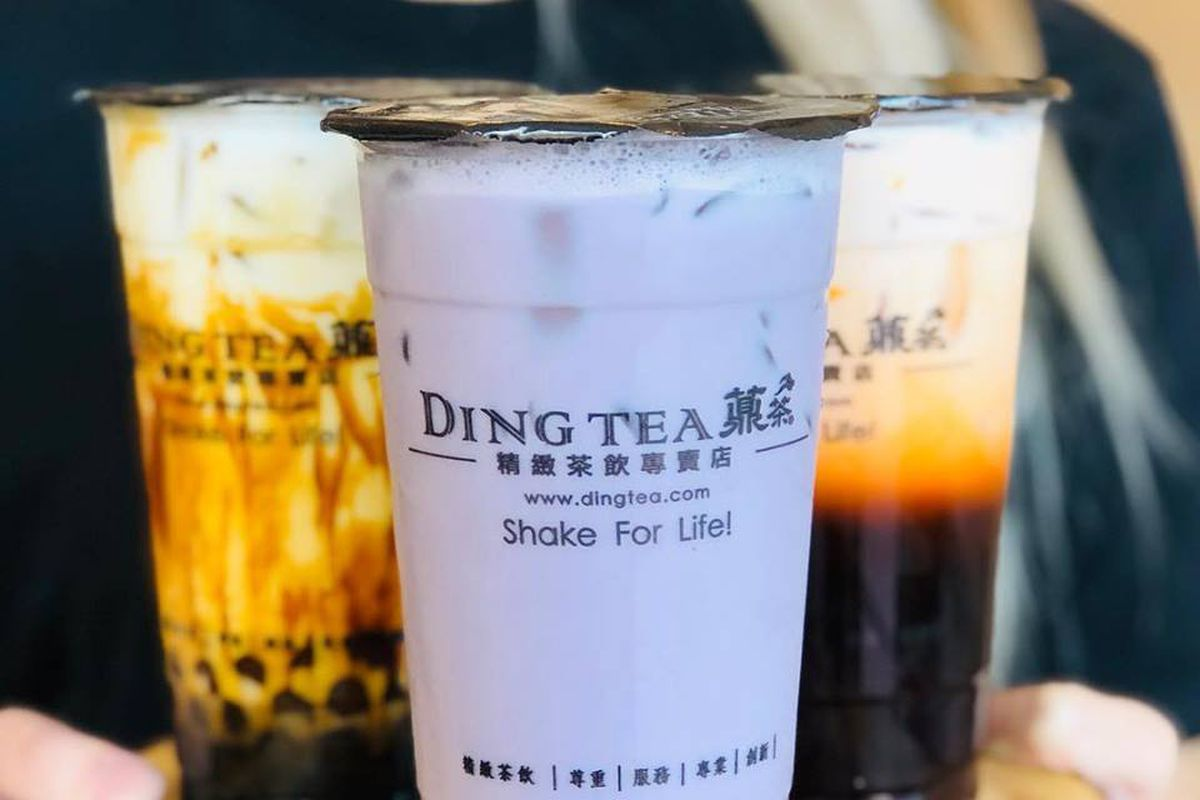 Get a Brown Sugar Boba Latte at Houston's Newest Taiwanese