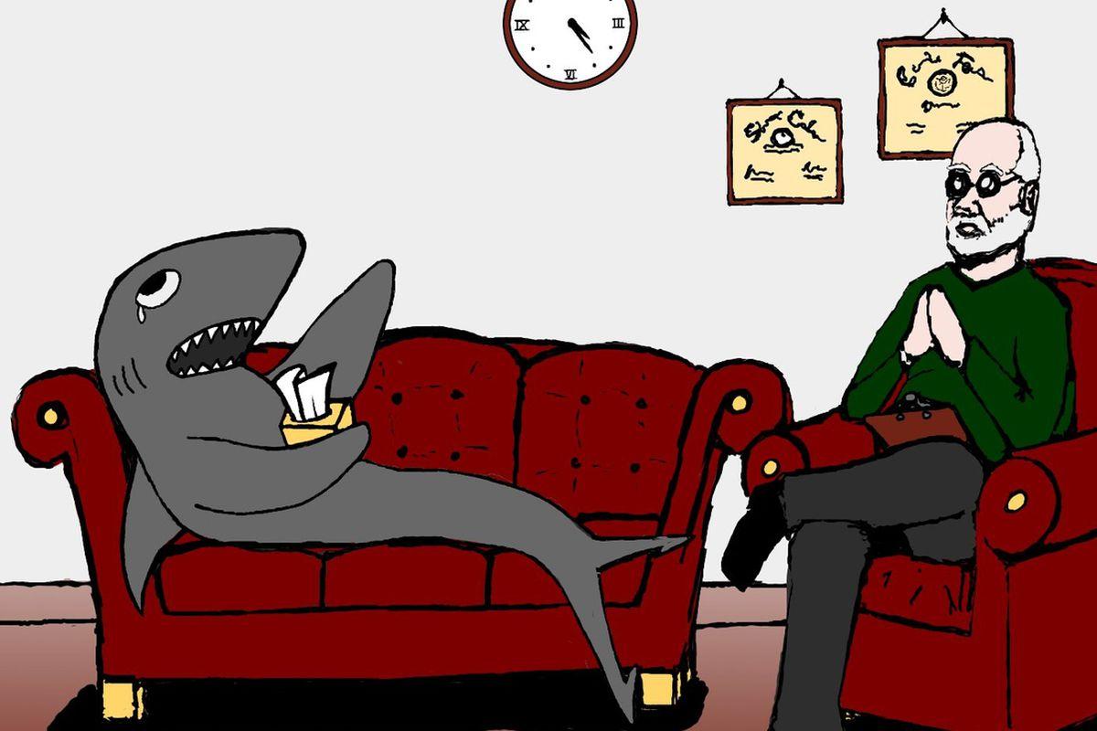 An amazing cartoon from blog reader Mako.