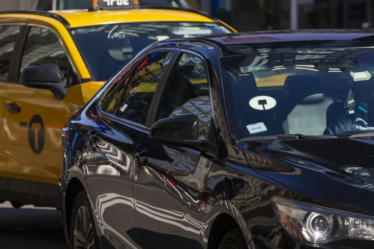 NYC bill could put Uber and yellow Cabs on single app platform