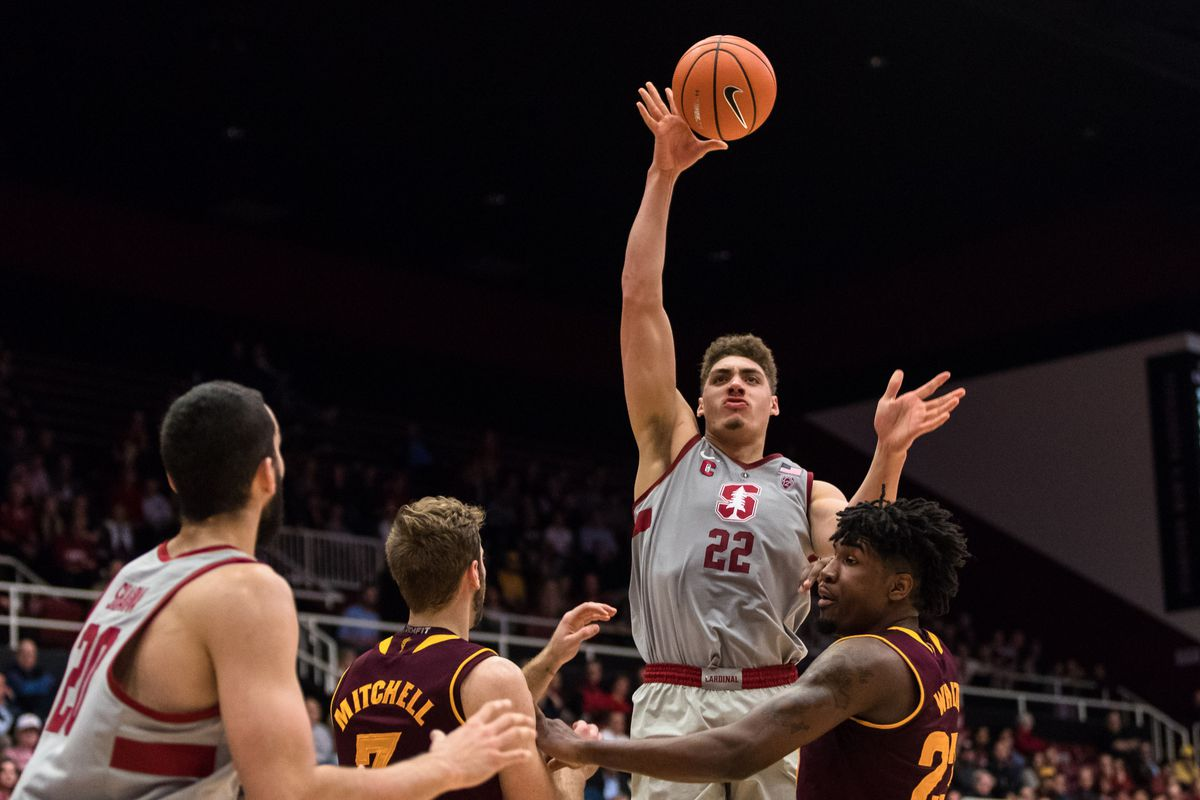 NCAA Basketball: Arizona State at Stanford