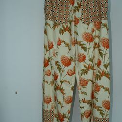 Suno Yellow Trousers, orig. $350 now $210