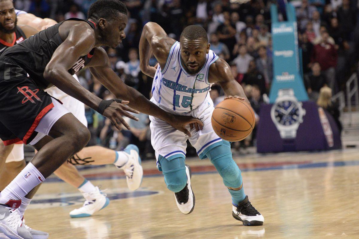NBA: Houston Rockets at Charlotte Hornets