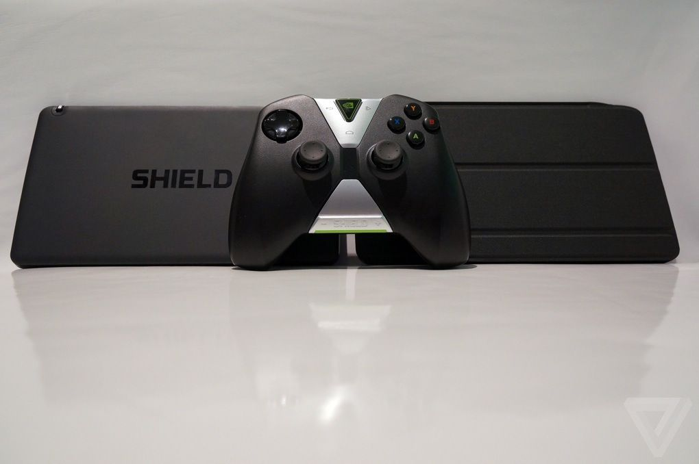 Nvidia's Shield Tablet wants to be the ultimate gaming ...