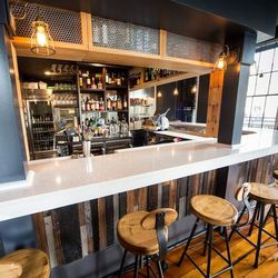 A Look Inside Square Root Opening Today Eater New Orleans