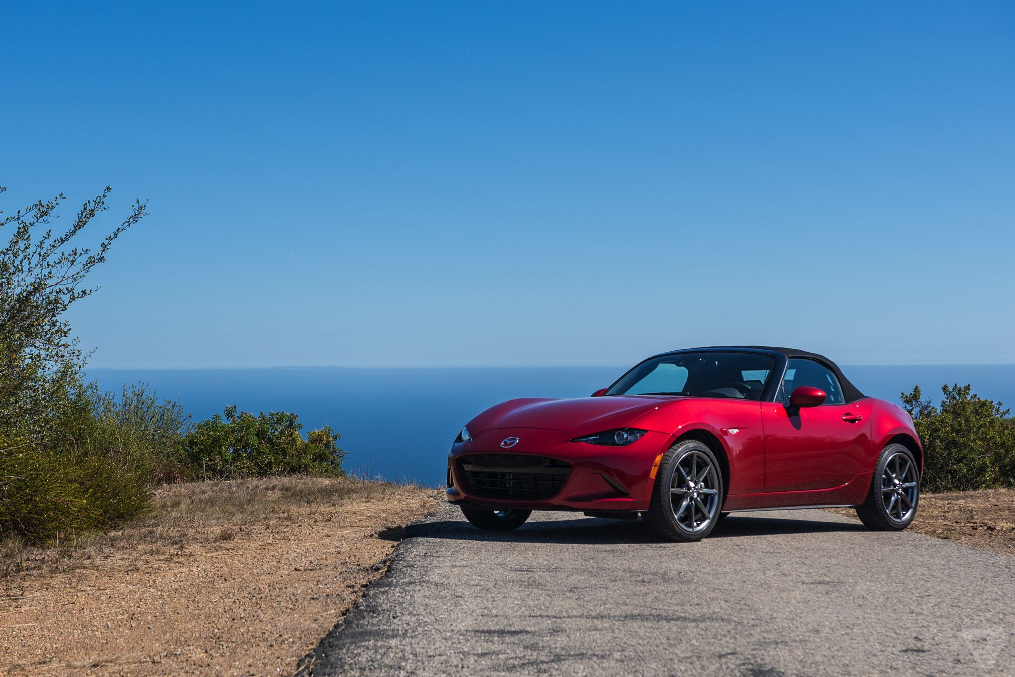 The 2016 Miata three days with the peoples roadster  The Verge
