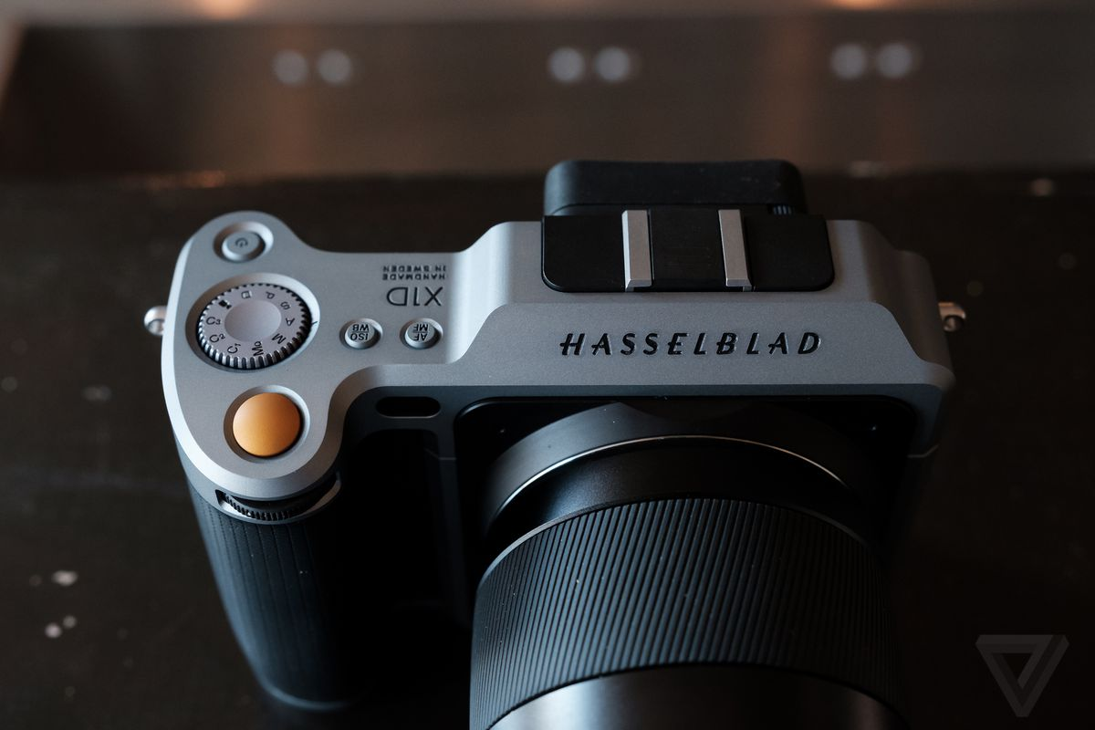 Hasselblad X1D hands on photos