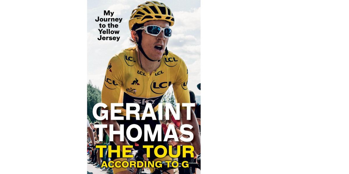 The Tour According to G – My Journey to the Yellow Jersey, by Geraint Thomas, is published by Quercus