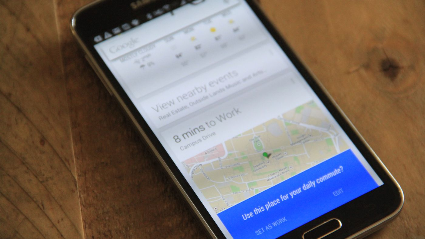 Ten Things You Didn't Know Google Now Could Do - Vox