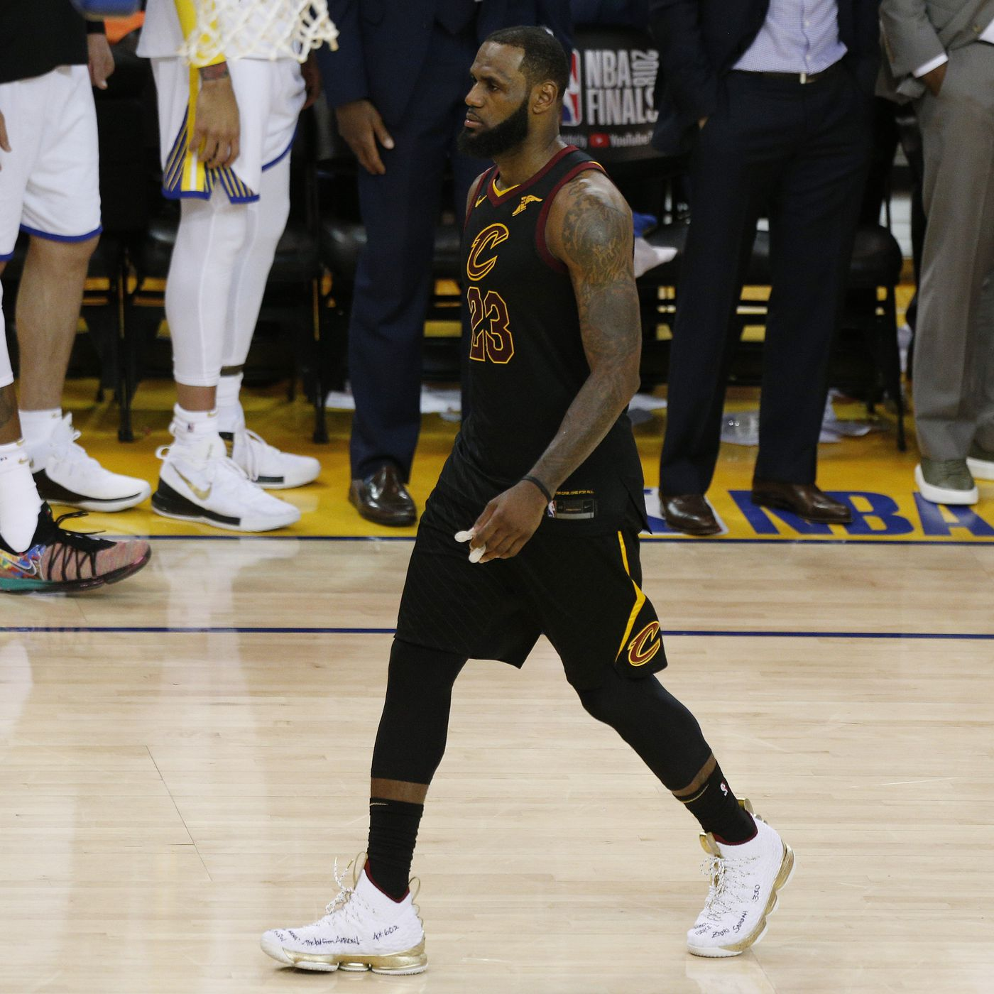 The Cavs just wasted a LeBron James 51-point game in the NBA Finals ... 7fbb3631e