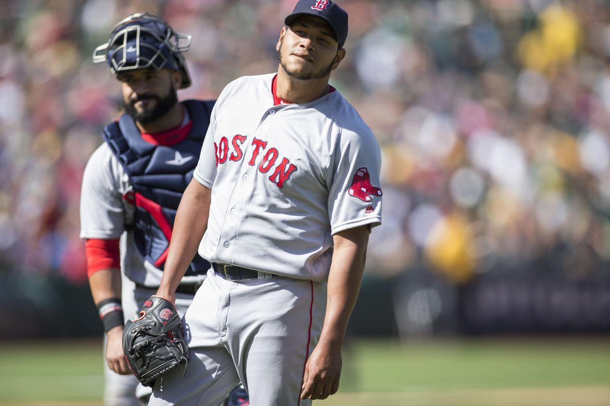 MLB: Boston Red Sox at Oakland Athletics