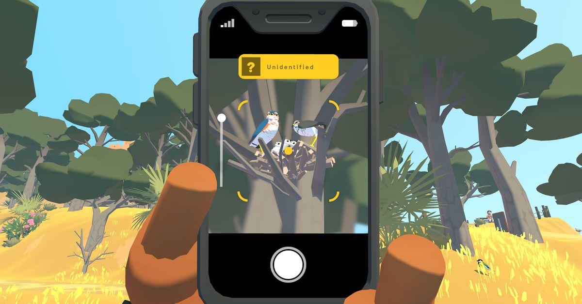 Waiting for Pokémon Snap? Try Alba: A Wildlife Adventure