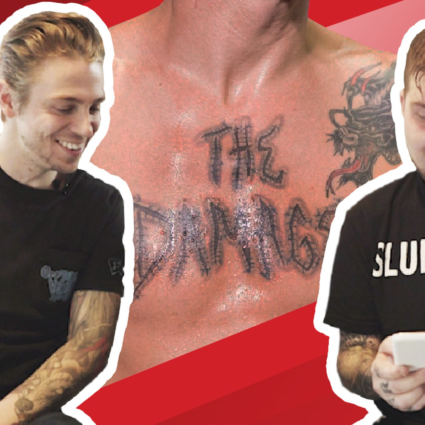 Video Tattoo Artists React To Ufc Fighters Tattoos