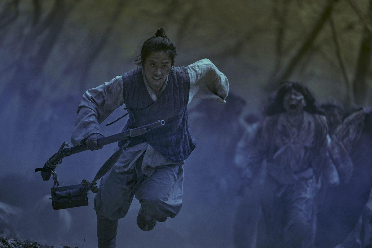 Kingdom, Netflix's medieval Korea zombie apocalypse series