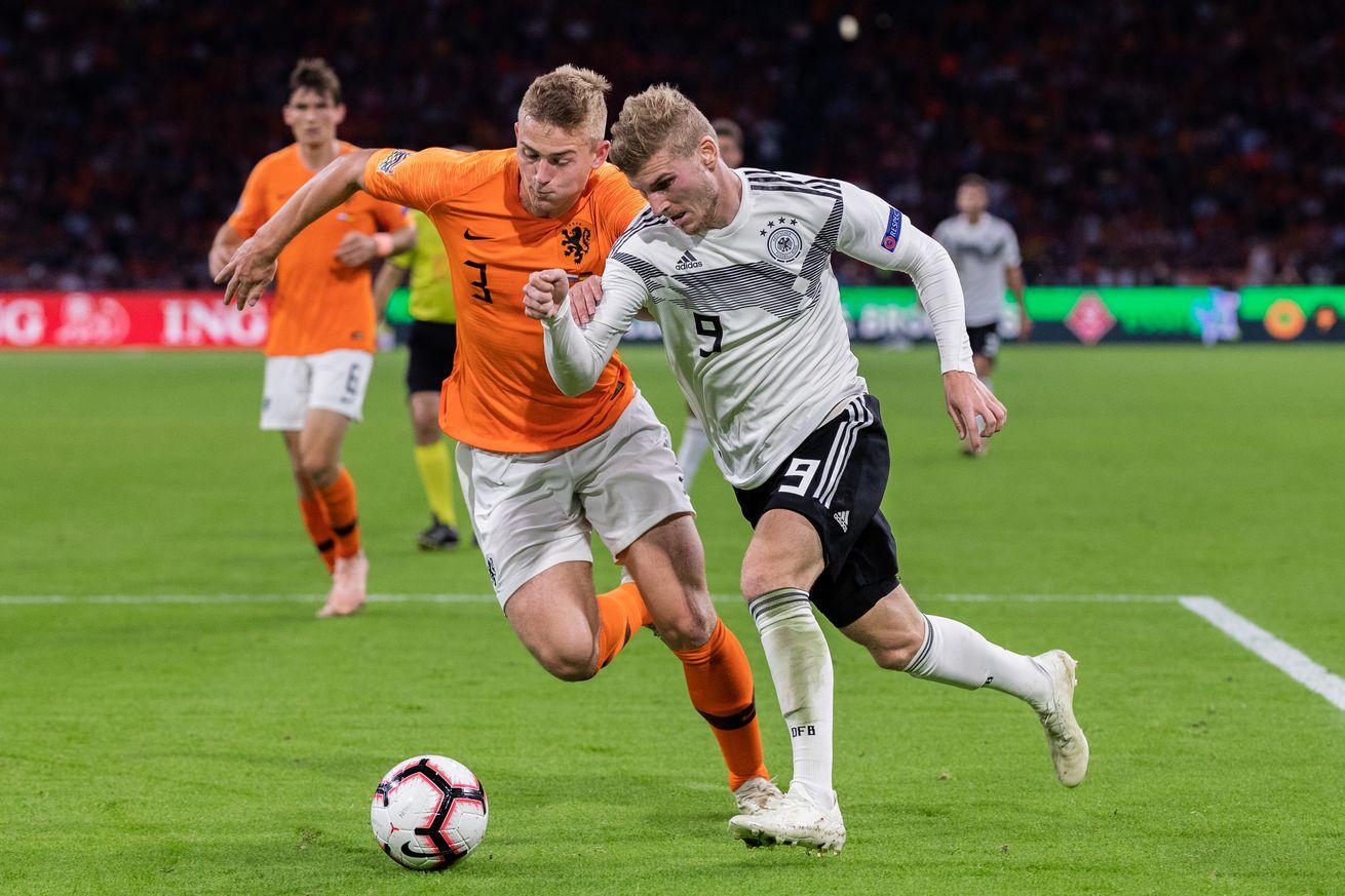 "Daily Schmankerl: Bayern Munich backing off RB Leipzig?s Timo Werner"" Updates on Ante Rebic, Luka Jovic, Sebastien Haller, Max Kruse, Matthijs de Ligt; and MORE!"