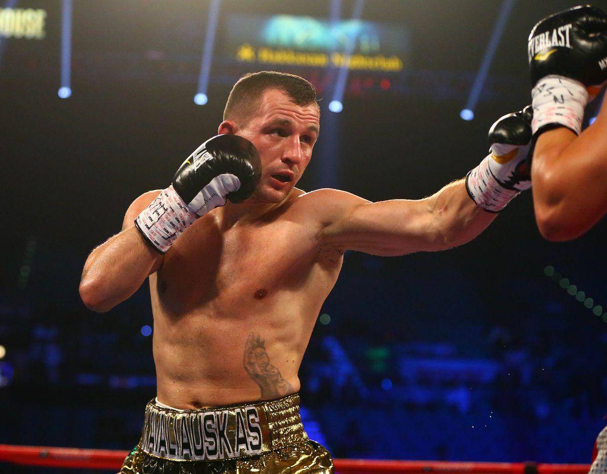 Boxing: Ilbay vs Kavaliauskas