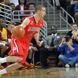 T.J. McConnell led Arizona with 19 points.