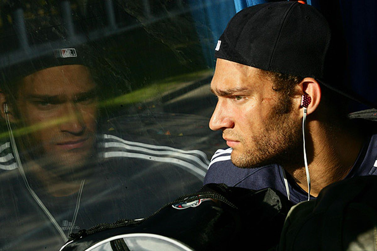 Brook Lopez on Bus (Dmitry Beliakov)