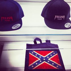 $35 hats and $20 tote bags.