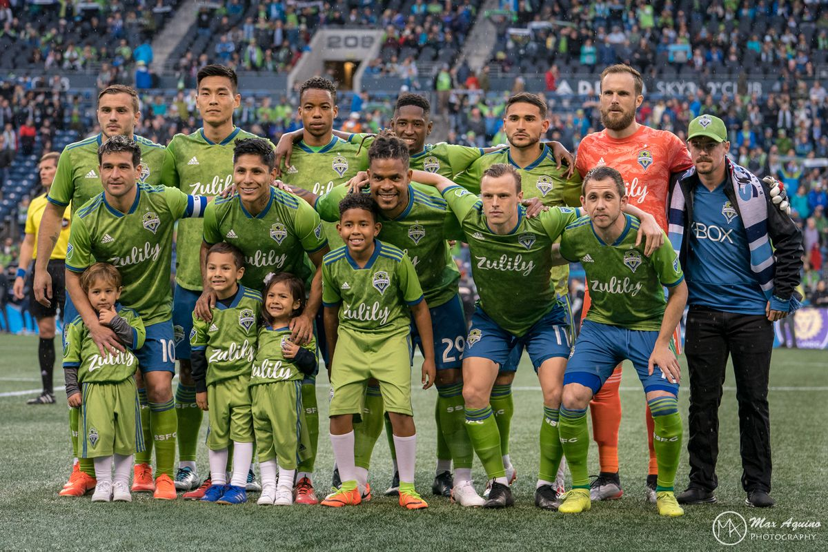 Seattle Sounders vs. Orlando City SC: community player ratings form