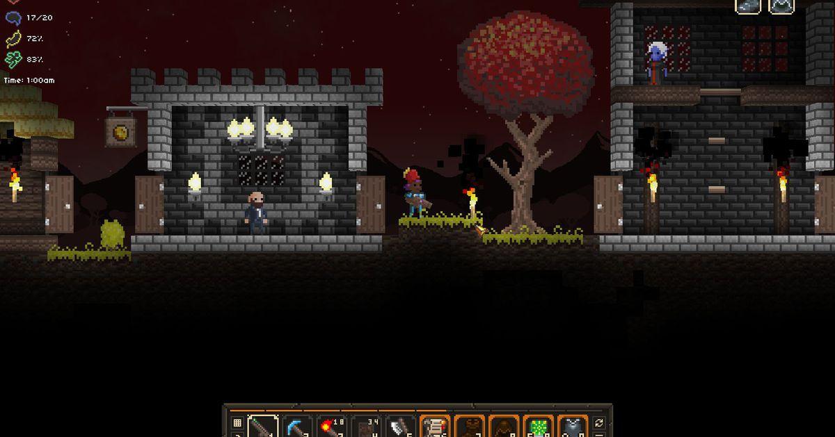 Diablo creator David Brevik is back with a new game, It Lurks Below