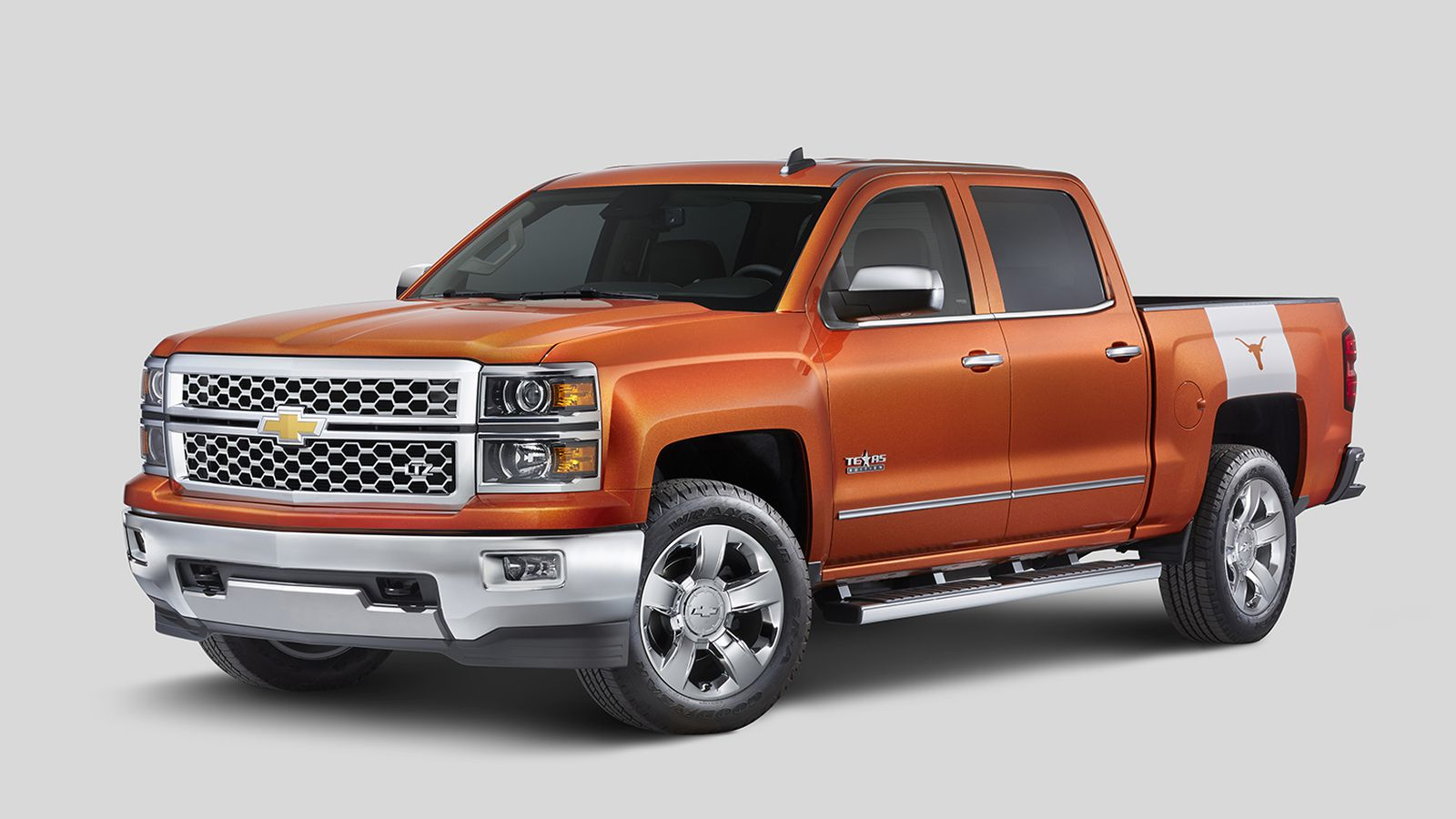 chevrolet releasing texas longhorns silverado edition burnt orange nation. Black Bedroom Furniture Sets. Home Design Ideas