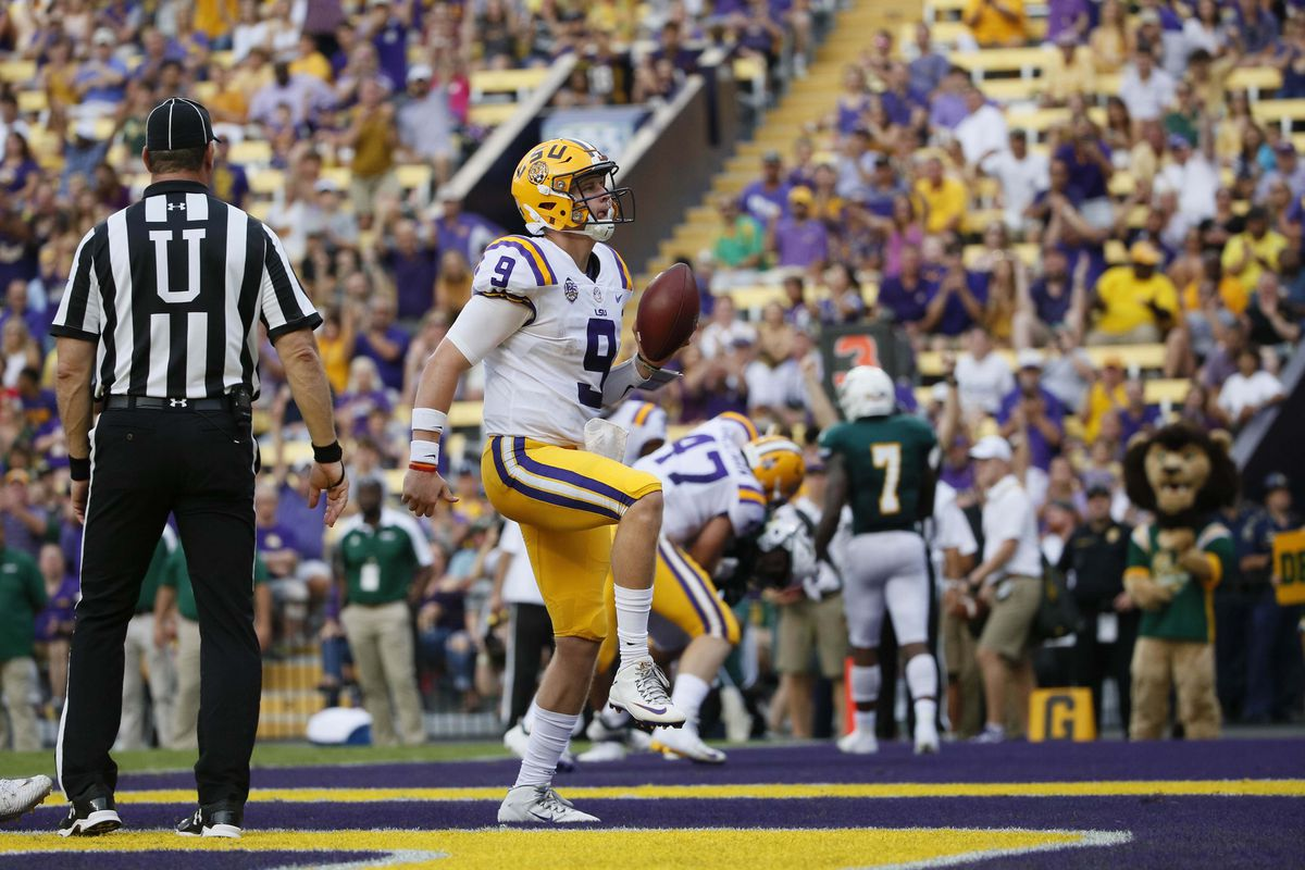College football week three game times, TV channels