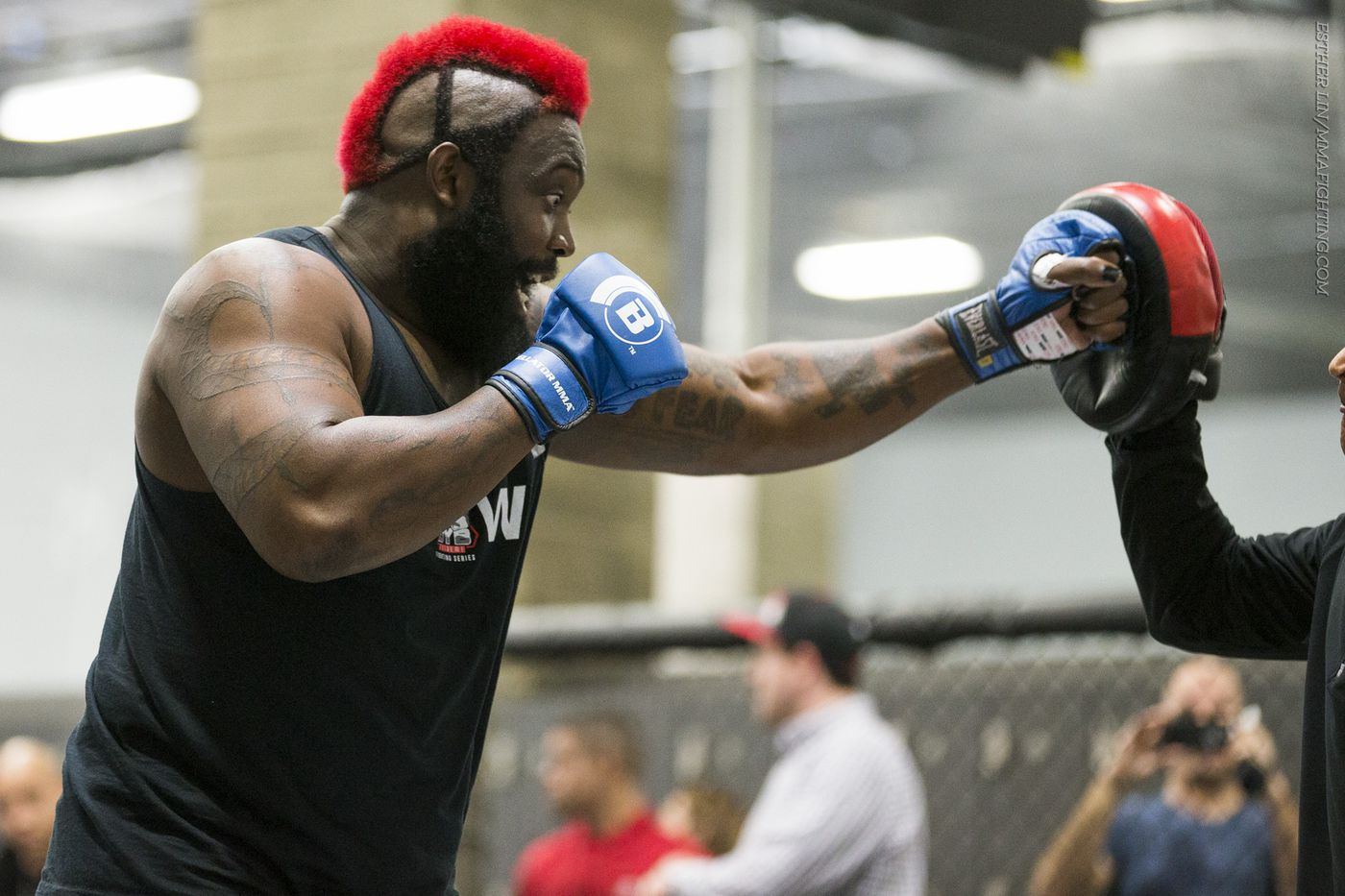 dada 5000 released from hospital following kimbo slice bout mma